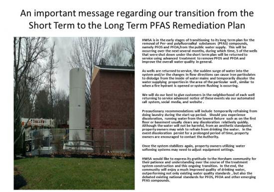 Treatment Systems - Transitioning from Short to Long Term Plan Slideshow